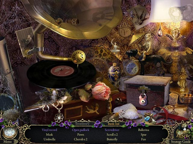 Mystery Trackers: Black Isle Collector's Edition Mac Game screenshot 1