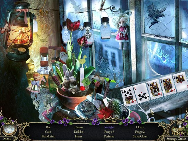 Mystery Trackers: Black Isle Collector's Edition Mac Game screenshot 3