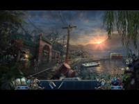 Mystery Trackers: Darkwater Bay Collector's Edition for Mac Game screenshot 1