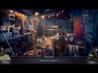Mystery Trackers: Fatal Lesson for Mac Game screenshot 1