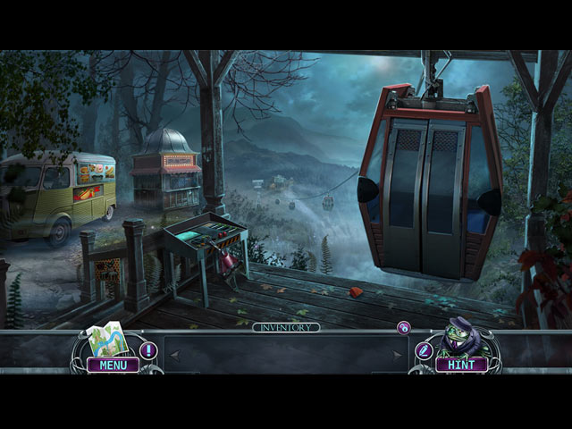 Mystery Trackers: Mist Over Blackhill Collector's Edition Mac Game screenshot 1