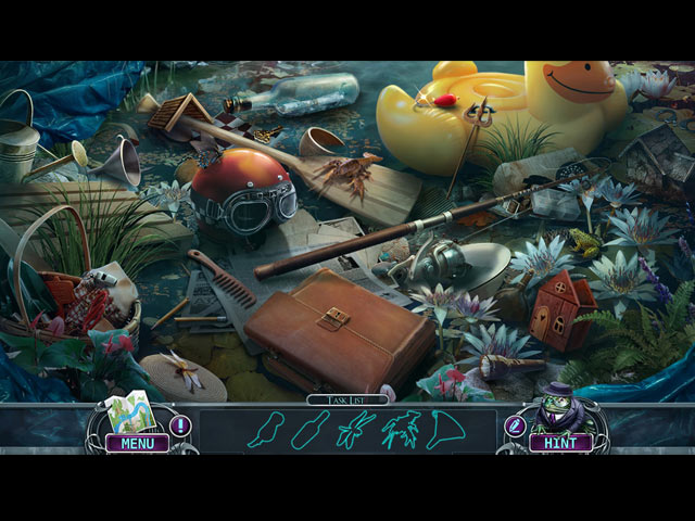 Mystery Trackers: Mist Over Blackhill Collector's Edition Mac Game screenshot 2