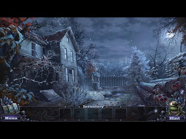 Mystery Trackers: The Fall of Iron Rock Collector's Edition Mac Game screenshot 1
