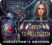 Free Mystery Trackers: Train to Hellswich Collector's Edition Mac Game