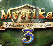 Free Mystika 3: Awakening of the Dragons Mac Game