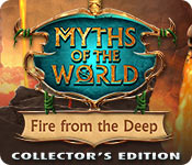 Free Myths of the World: Fire from the Deep Collector's Edition Mac Game