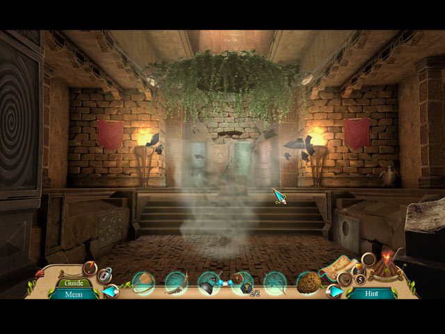 Myths of the World: Fire from the Deep Collector's Edition Mac Game screenshot 3