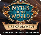 Free Myths of the World: Fire of Olympus Collector's Edition Mac Game