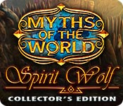 Free Myths of the World: Spirit Wolf Collector's Edition Mac Game