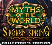 Free Myths of the World: Stolen Spring Collector's Edition Mac Game