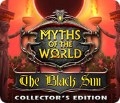 Free Myths of the World: The Black Sun Collector's Edition Mac Game