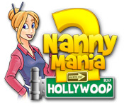 Free Nanny Mania 2: Goes to Hollywood Mac Game