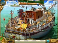 Free Nemo's Secret: The Nautilus Mac Game Free