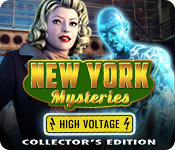 Free New York Mysteries: High Voltage Collector's Edition Mac Game
