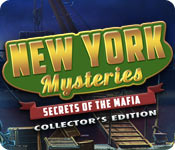 Free New York Mysteries: Secrets of the Mafia Collector's Edition Mac Game