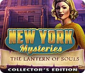 Free New York Mysteries: The Lantern of Souls Collector's Edition Mac Game