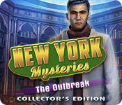 Free New York Mysteries: The Outbreak Collector's Edition Mac Game