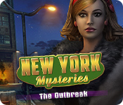 Free New York Mysteries: The Outbreak Mac Game