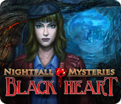 Free Nightfall Mysteries: Black Heart Mac Game