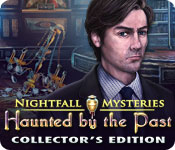 Free Nightfall Mysteries: Haunted by the Past Collector's Edition Mac Game