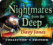 Free Nightmares from the Deep: Davy Jones Collector's Edition Mac Game