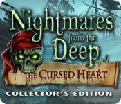 Free Nightmares from the Deep: The Cursed Heart Collector's Edition Mac Game