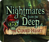 Free Nightmares from the Deep: The Cursed Heart Mac Game