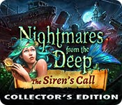 Free Nightmares from the Deep: The Siren's Call Collector's Edition Mac Game
