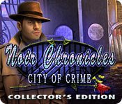Free Noir Chronicles: City of Crime Collector's Edition Mac Game