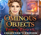 Free Ominous Objects: Family Portrait Collector's Edition Mac Game