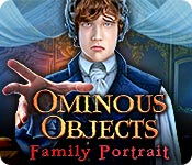 Free Ominous Objects: Family Portrait Mac Game