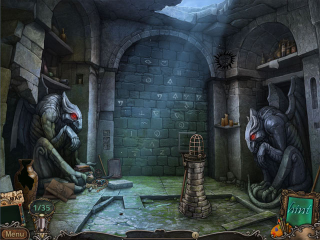 Order of the Light: The Deathly Artisan Mac Game screenshot 2