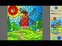 Paint By Numbers 3 for Mac Game screenshot 1
