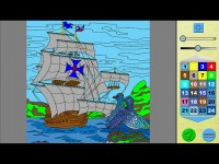 Paint By Numbers 7 for Mac Download screenshot 2