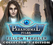 Free Paranormal Files: Fellow Traveler Collector's Edition Mac Game