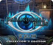 Free Paranormal Files: The Tall Man Collector's Edition Mac Game