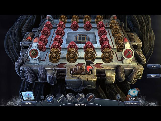Paranormal Files: The Tall Man Collector's Edition Mac Game screenshot 3