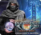Free Paranormal Files: Trials of Worth Collector's Edition Mac Game