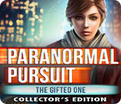 Free Paranormal Pursuit: The Gifted One Collector's Edition Mac Game
