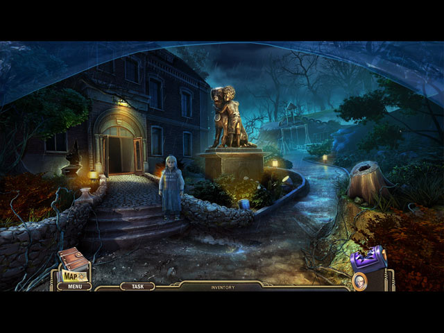 Paranormal Pursuit: The Gifted One Mac Game screenshot 2