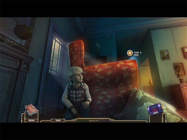 Paranormal Pursuit: The Gifted One Mac Game screenshot 3