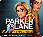 Free Parker and Lane Criminal Justice Collector's Edition Mac Game