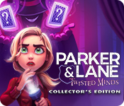 Free Parker and Lane: Twisted Minds Collector's Edition Mac Game