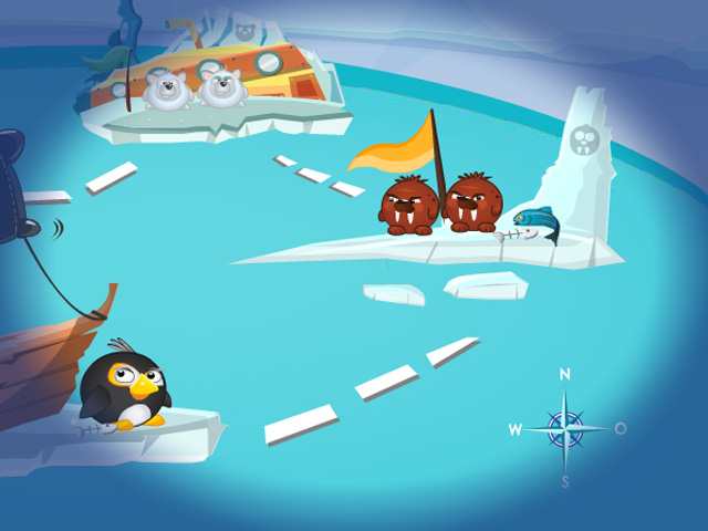 Pengu Wars Mac Game screenshot 2