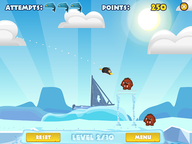Pengu Wars Mac Game screenshot 3