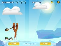 Pengu Wars for Mac Game screenshot 1