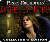 Free Penny Dreadfuls Sweeney Todd Collector's Edition Mac Game