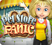 Free Pet Store Panic Mac Game