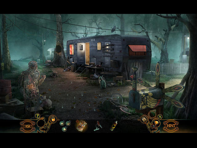 Phantasmat: Dejà Vu Mac Game screenshot 1
