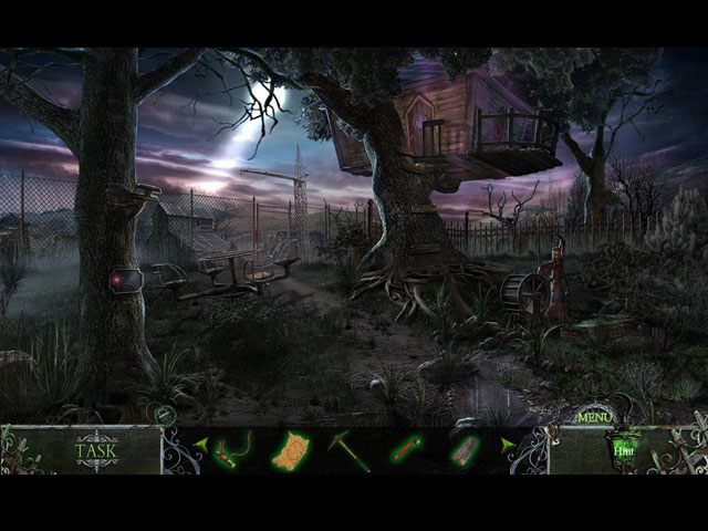 Phantasmat: Town of Lost Hope Collector's Edition Mac Game screenshot 2